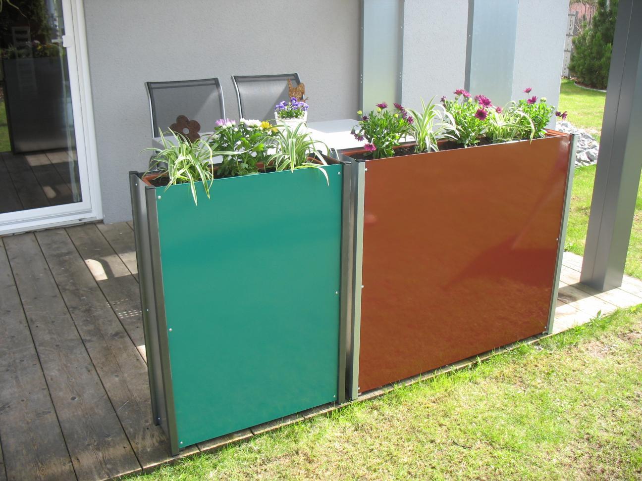 pflanzkasten blumenkasten in farbe gr e 90 cm x 66 cm. Black Bedroom Furniture Sets. Home Design Ideas