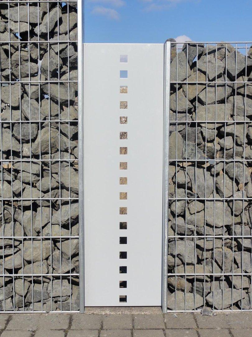Soloblech Modular Dekorstanzung 175 x 42 cm Alles für Haus und