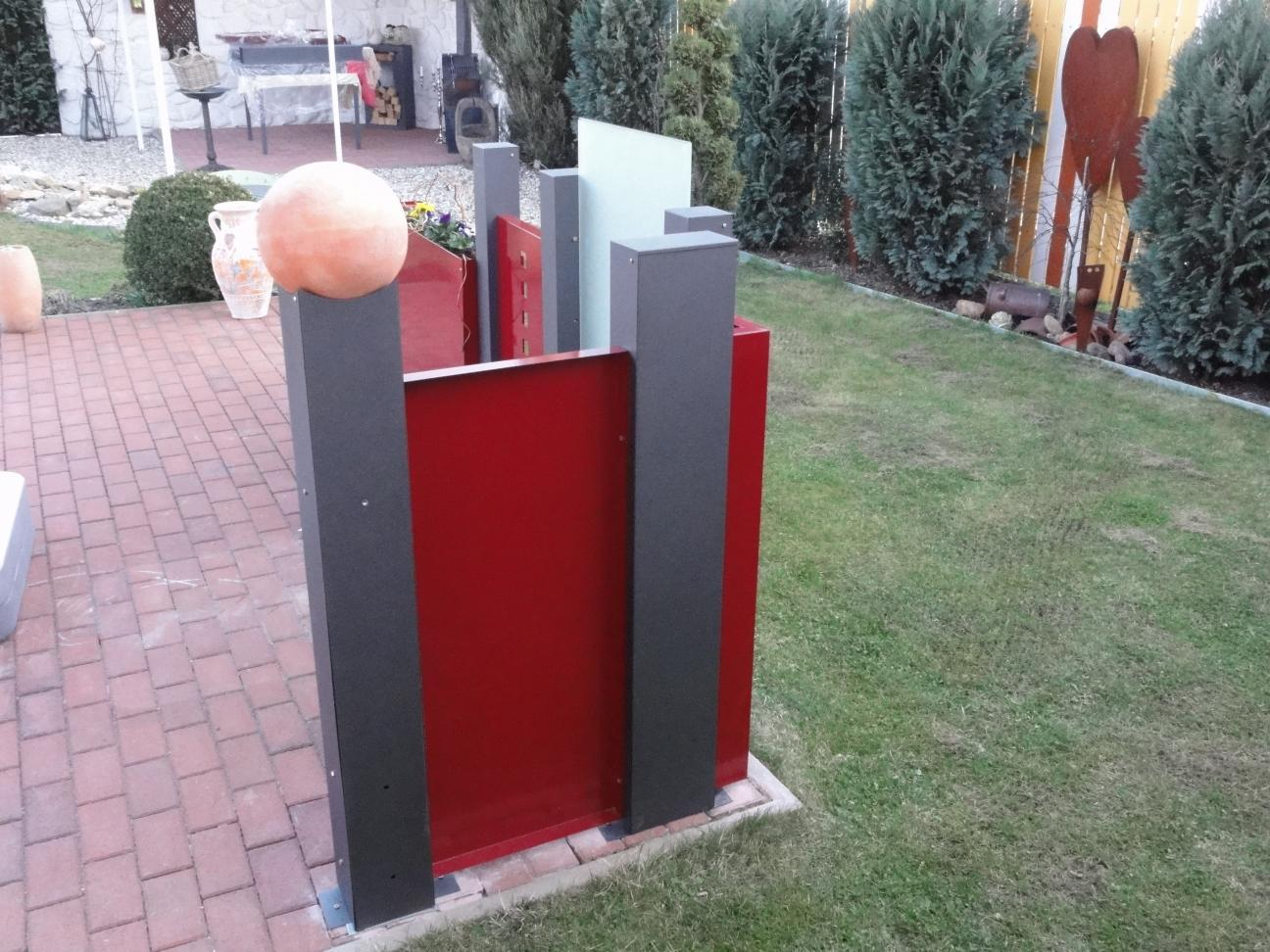 soloblech modular ohne stanzbild 175 x 92 cm alles f r haus und garten aus metall. Black Bedroom Furniture Sets. Home Design Ideas