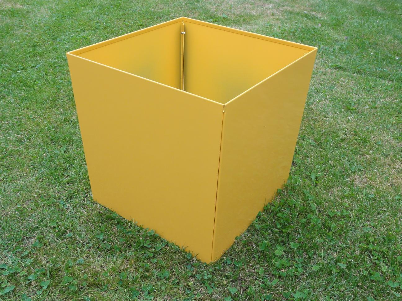 pflanztopf bertopf 50 x 50 x 45 cm ral karte. Black Bedroom Furniture Sets. Home Design Ideas