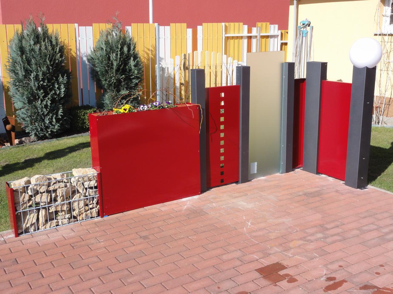 soloblech modular dekorstanzung 175 x 62 cm alles f r haus und garten aus metall. Black Bedroom Furniture Sets. Home Design Ideas