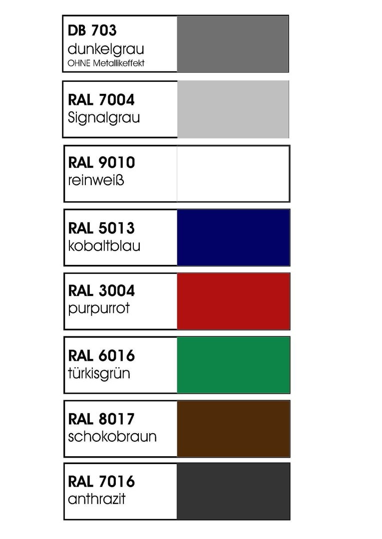 verbindungsblech f r m hroboter garage farbe nach farbkarte aus metall. Black Bedroom Furniture Sets. Home Design Ideas