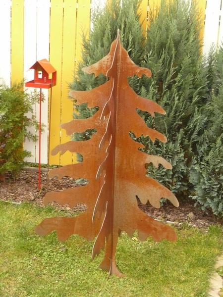 weihnachtsbaum 3 d mittelgro 1 15 m alles f r haus und. Black Bedroom Furniture Sets. Home Design Ideas