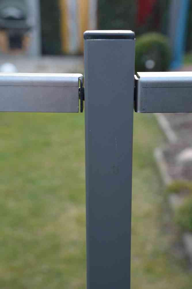 Mitte Pfosten Fur Sichtschutz Stele 160 Cm Hoch