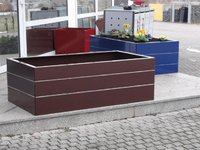 hochbeet urban gardening alles f r haus und garten aus metall. Black Bedroom Furniture Sets. Home Design Ideas