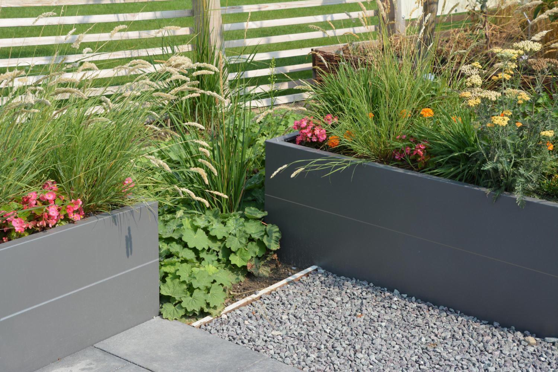 Hochbeet Urban Gardening Metall 0 3 M X 0 75 M X 0 6m Hoch Nach