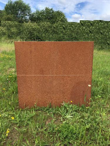 Hochbeet Urban Gardening Aus Metall Corten Edelrost