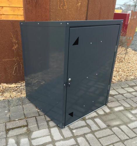Rollatorbox Kinderwagenbox Und Weitere Metall Aufbewahrungsboxen