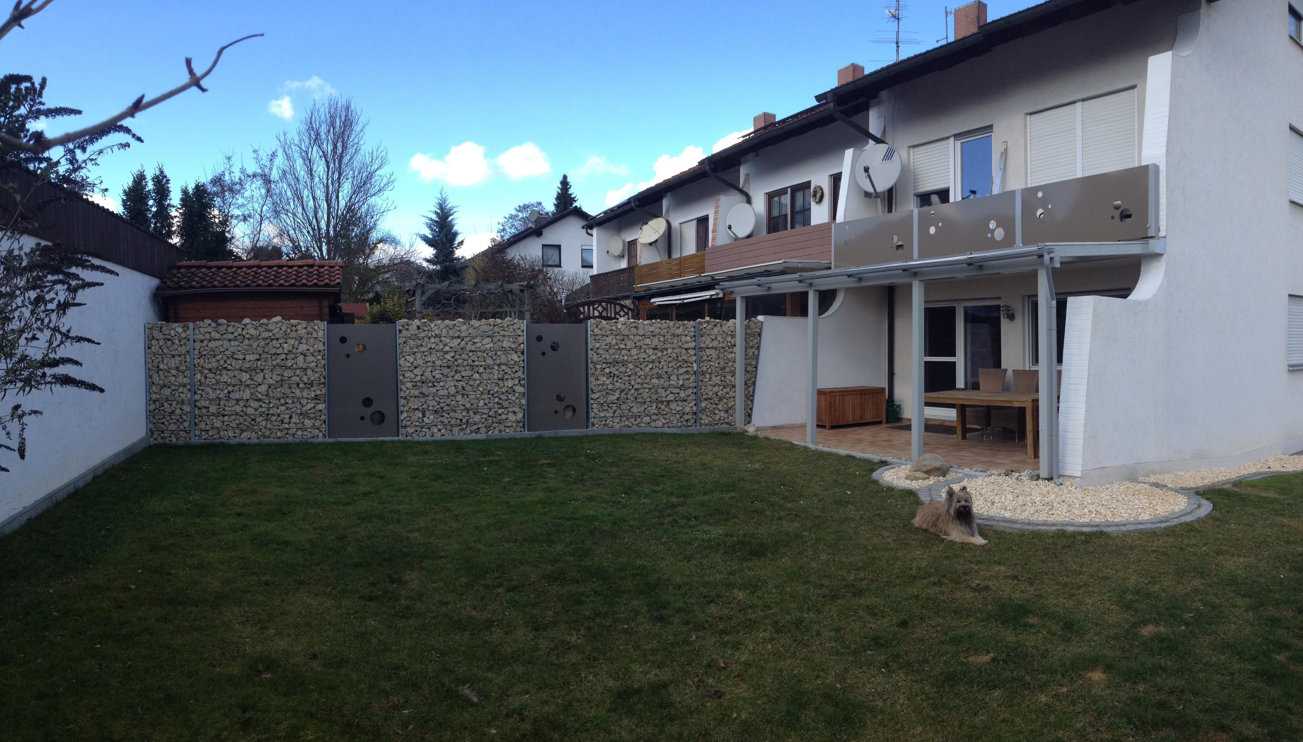 Balkonverkleidungen Alles Fur Haus Und Garten Aus Metall